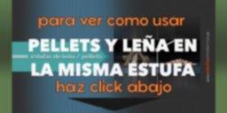 · Video - pellets / leña